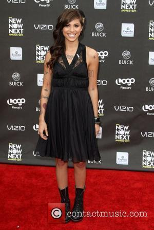 Christina Perri Logo's 2011 'NewNowNext' Awards held at Avalon - Arrivals  Los Angeles, California - 07.04.11
