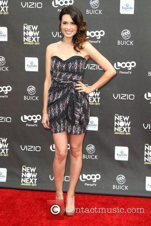 Torrey DeVitto Logo's 2011 'NewNowNext' Awards held at Avalon - Arrivals  Los Angeles, California - 07.04.11