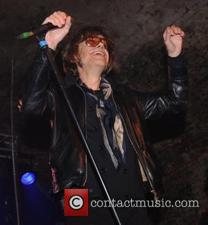 David Johansen New York Dolls perform live at The Old Vic Tunnel London, England - 31.03.11