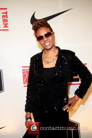 MC Lyte NFL Players Association Rookie Debut 'One Team Celebration' Held at Cipriani Wall Street New York City, USA -...