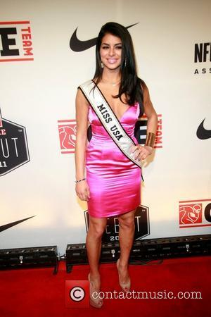 Rima Fakih NFL Players Association Rookie Debut 'One Team Celebration' Held at Cipriani Wall Street New York City, USA -...