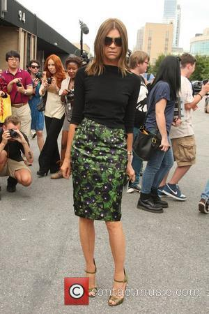 Carine Roitfeld and New York Fashion Week
