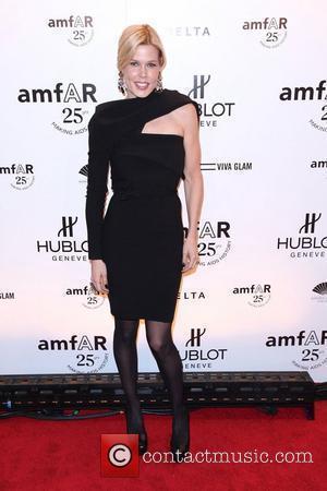 Mary Alice Stephenson  AmFar's New York Gala 2011 ahead of Mercedes-Benz Fashion Week, held at Cipriani Wall Street New...