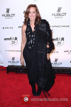 Donna Karan  AmFar's New York Gala 2011 ahead of Mercedes-Benz Fashion Week, held at Cipriani Wall Street New York...