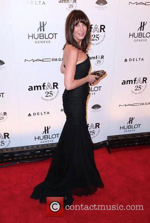 Tamara Mellon  AmFar's New York Gala 2011 ahead of Mercedes-Benz Fashion Week, held at Cipriani Wall Street New York...