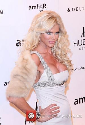 Victoria Silvstedt and Wall Street