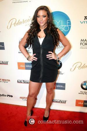Sammi Giancola aka Sweetheart Style 360 New York Fashion Week Fall 2011 - Bebe - Arrivals New York City, USA...
