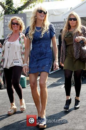 Dina Lohan New York Mercedes-Benz Fashion Week Spring 2012 - Celebrity Sightings New York City, USA - 13.09.11