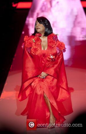 Patti Labelle, New York Fashion Week