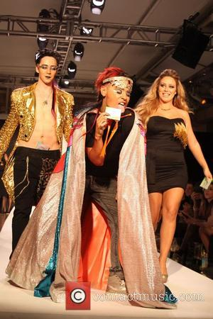 Johnny Weir, Aubrey O'day and Indashio