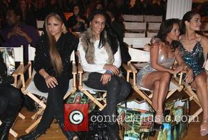 Kat Deluna, Adrienne Bailon, Denise Richards and Indashio