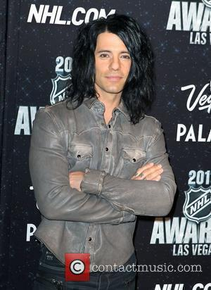 Criss Angel The NHL Awards 2011 at The Palms Casino Resort - Arrivals Las Vegas, Nevada - 22.06.11