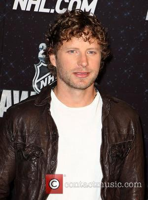 Dierks Bentley The NHL Awards 2011 at The Palms Casino Resort - Arrivals Las Vegas, Nevada - 22.06.11
