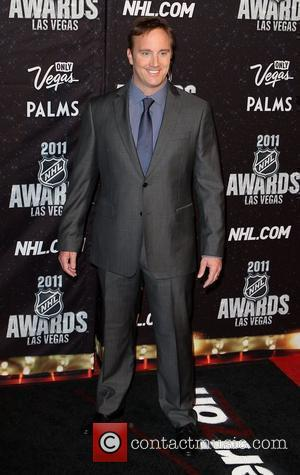 Jay Mohr The NHL Awards 2011 at The Palms Casino Resort - Arrivals Las Vegas, Nevada - 22.06.11