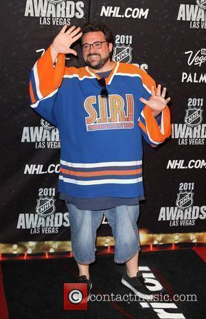 Kevin Smith The NHL Awards 2011 at The Palms Casino Resort - Arrivals Las Vegas, Nevada - 22.06.11