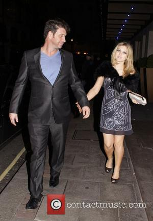 Nick Knowles leaves The May Fair hotel London England - 12.02.11