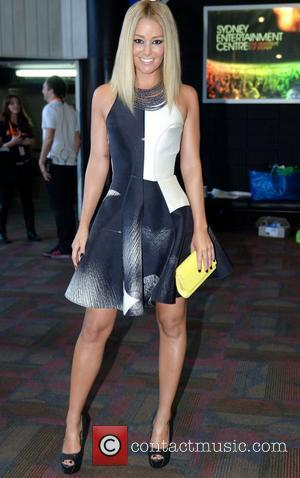 Erin Mcnaught and Sydney Entertainment Centre