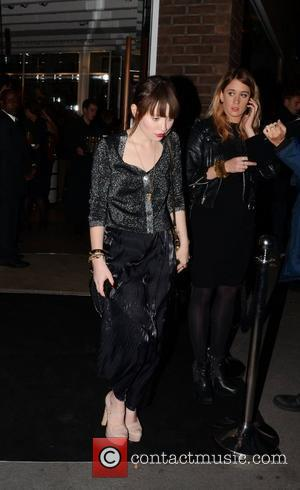 Emily Browning  The launch of the Nicole Farhi flagship store - Outside London, England - 19.09.11
