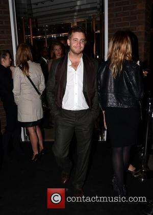 Tyrone Wood  The launch of the Nicole Farhi flagship store - Outside London, England - 19.09.11