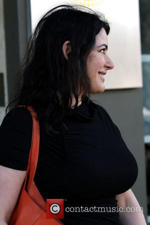 Nigella Lawson leaving her hotel at Bondi Beach Sydney, Australia - 21.04.11