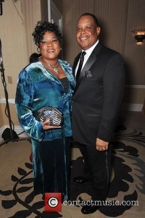 Loretta Devine and Guest  The Norby Walters 21st Night of 100 Stars Awards Gala held at Beverly Hills Hotel...