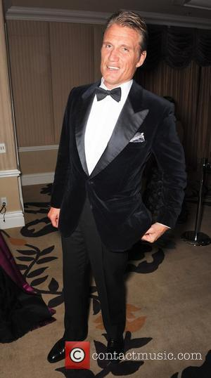 Dolph Lundgren  The Norby Walters 21st Night of 100 Stars Awards Gala held at Beverly Hills Hotel  Beverly...