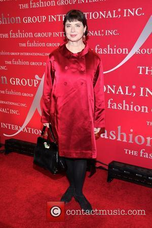 Isabella Rossellini  attends Fashion Group International's 28th annual Night of Stars at Cipriani Wall Street New York City, USA...