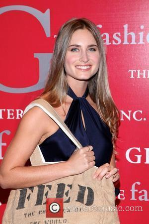 Lauren Bush  attends Fashion Group International's 28th annual Night of Stars at Cipriani Wall Street New York City, USA...