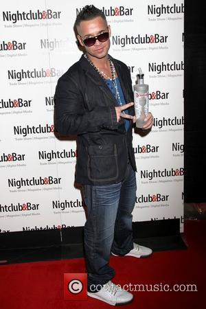 Mike Sorrentino aka The Situation 'Nightclub and Bar Convention & Trade Show', held at Las Vegas Convention Center Las Vegas,...