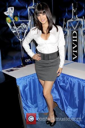 Sunny Leone 'Nightclub and Bar Convention & Trade Show', held at Las Vegas Convention Center Las Vegas, Nevada - 08.03.11