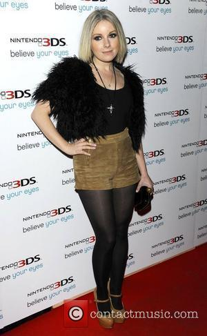 Little Boots aka Victoria Christina Hesketh launch of 'Nintendo 3DS' at Old Billingsgate Market - Arrivals London, England - 24.03.11