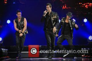 Jordan Knight and New Kids On The Block