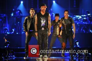 Nick Carter, Backstreet Boys, Brian Littrell, Howie Dorough and Mclean