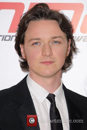 James McCavoy National Movie Awards held at the Wembley Arena - Press Room.  London, England - 11.05.11