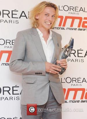 Jamie Campbell-Bower,  National Movie Awards held at the Wembley Arena - Press Room.  London, England - 11.05.11