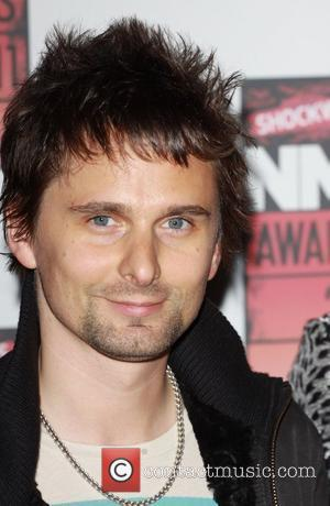 Matthew Bellamy of Muse Shockwaves NME Awards 2011 held at the O2 Academy Brixton - Arrivals London, England - 23.02.11