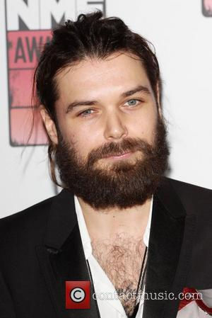 Simon Neil of Biffy Clyro Shockwaves NME Awards 2011 held at the O2 Academy Brixton - Arrivals London, England -...