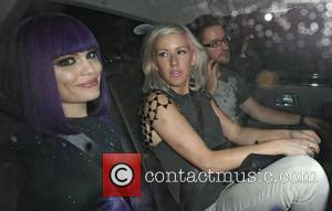 Jessie J and Ellie Goulding