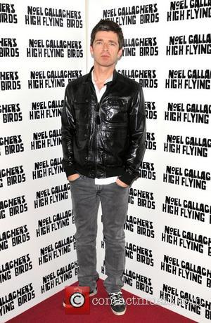 Noel Gallagher Joins Radio Station