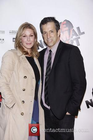 Kenneth Cole  Opening night of the Broadway production of 'The Normal Heart' at the Golden Theatre - Arrivals. New...