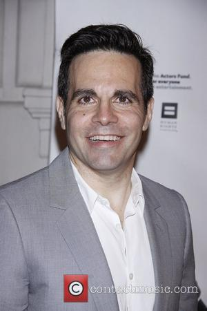 Mario Cantone  Opening night of the Broadway production of 'The Normal Heart' at the Golden Theatre - Arrivals. New...