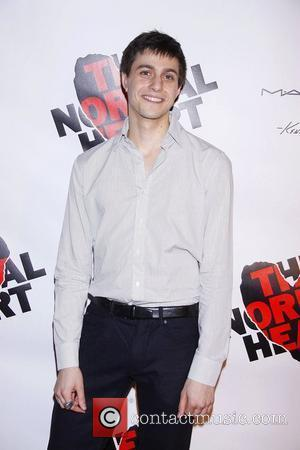 Gideon Glick  Opening night of the Broadway production of 'The Normal Heart' at the Golden Theatre - Arrivals. New...