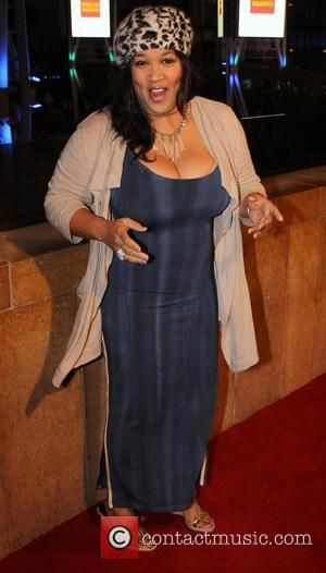 Kym Whitley Norwood Young Red Carpet Concert at Conga Room  Los Angeles, California - 07.11.11
