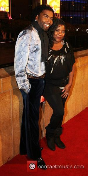 Norwood Young and Loretta Devine Norwood Young Red Carpet Concert at Conga Room  Los Angeles, California - 07.11.11