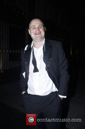 Al Murray  at the News Of The World, Childrens Champions Awards, held at the Grosvenor House - Departures London,...