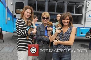 Sandra Bernhard, Sara Gore Beth Stern hosts the Celebrity Rescue Rally Pet Adoption Event - Mutt-i-grees Mania held at Hudson...