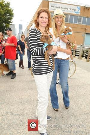 Beth Stern, Sandra Bernhard Beth Stern hosts the Celebrity Rescue Rally Pet Adoption Event - Mutt-i-grees Mania held at Hudson...