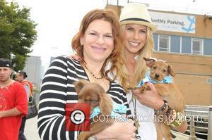 Beth Stern, Sandra Bernhard Beth Stern hosts the Celebrity Rescue Rally Pet Adoption Event - Mutt-i-grees Mania held at Hudson...