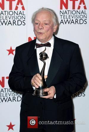 David Jason,  The National Television Awards 2011 (NTA's) held at the O2 centre - Winners Boards London, England -...