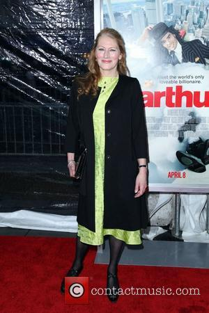 Geraldine James  New York premiere of 'Arthur' held at the Ziegfeld Theatre - Arrivals New York City, USA -...